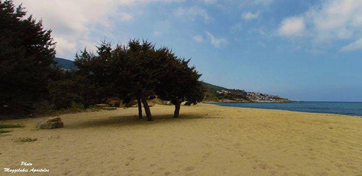 Παραλία Μεσακτής - Mesakti Beach