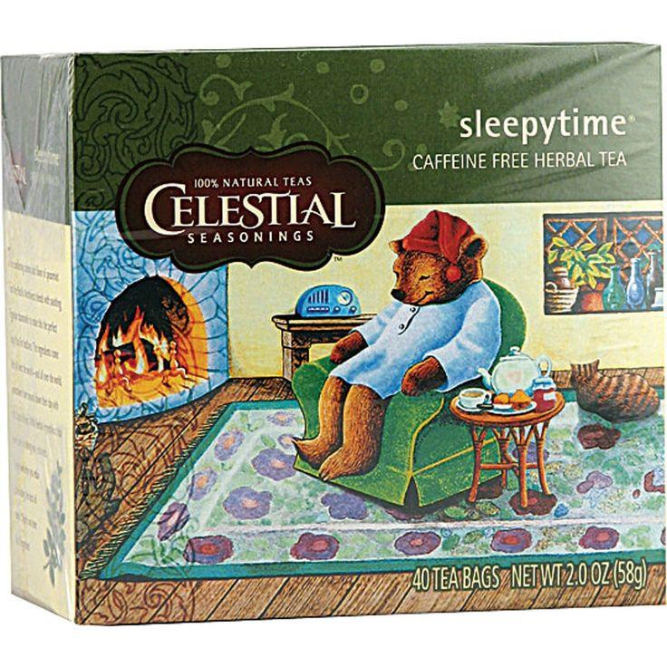 Celestial Seasonings Sleepytime