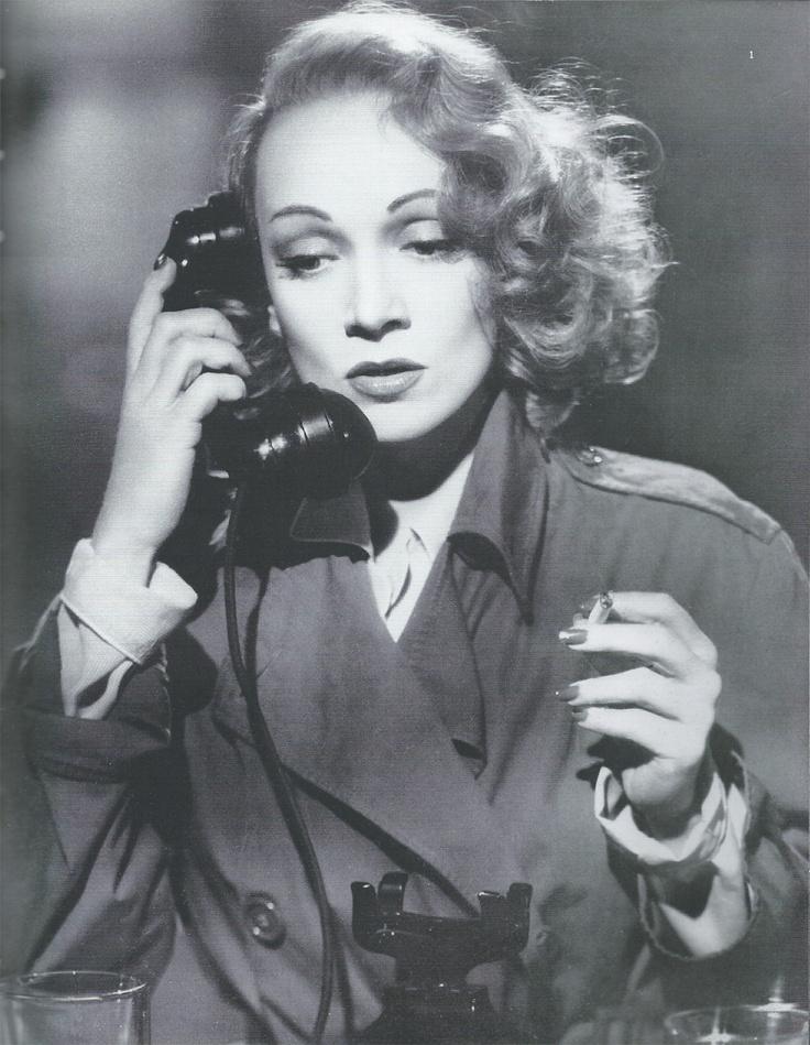 Marlene again, this time in 'A Foreign Affair' Dir: Billy Wilder (1948) Paramount