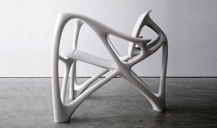Bone Furniture : Joris Laarman