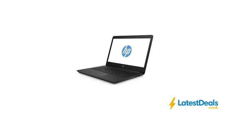 "HP 14-bp072sa 14"" i3-7100U Laptop - Black/Blue /White Save £200.99 Free Delivery, £399 at Currys PC World"