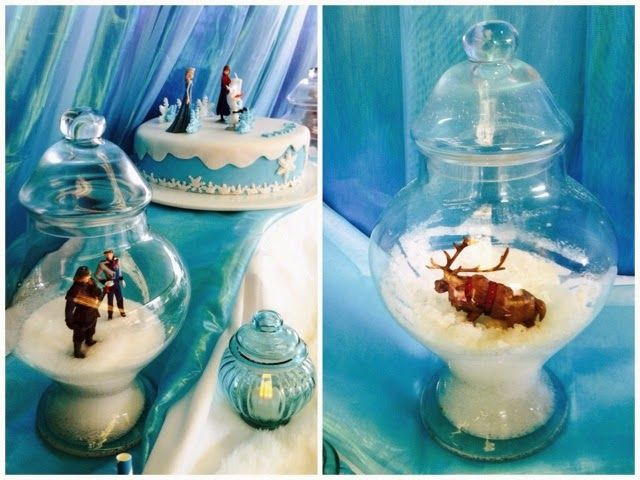 frozen tea party | Frozen Birthday
