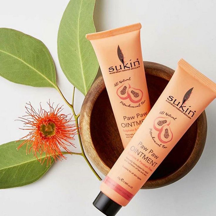 @sukinskincare all new multipurpose Ointment may also be used to ease the discomfort associated with redness and itching due to dryness while also improving the texture of skin.  http://www.nzhealthfood.com/catalog/product/view/id/3226/s/sukin-paw-paw-ointment/