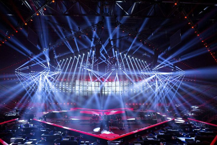 Eurovision stage 2014