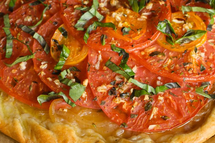Dr. Joel Fuhrman's Roasted Vegetable Pizza: Skip calling for takeout with this delicious vegan recipe for a roasted vegetable pizza from Dr. Joel Fuhrman.