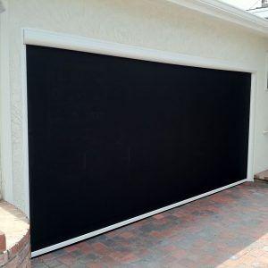Electric Screen Doors For Garages