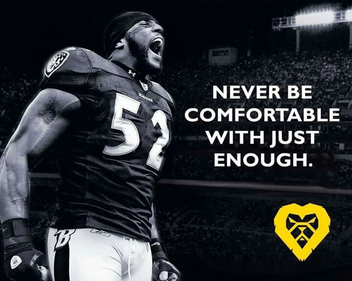 Ray Lewis Football Quotes