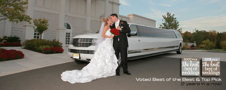 The right limousine for your wedding event