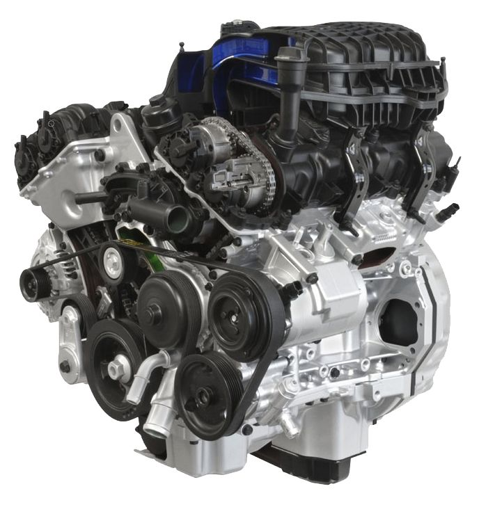 FCA's Pentastar V6 gets more power, efficiency for 2016  #FCA #Pentastar #Engine #2016