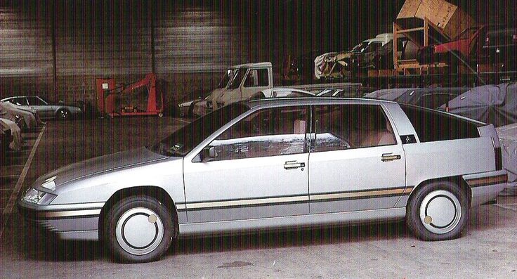 Citroën XM Prototype by Marcello Gandini