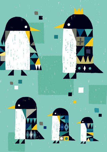 Tomoko Suzuki - Pinguïn
