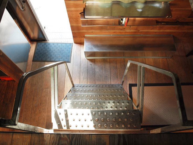 96 best Tiny House Stairs Ladders images on Pinterest Stairs