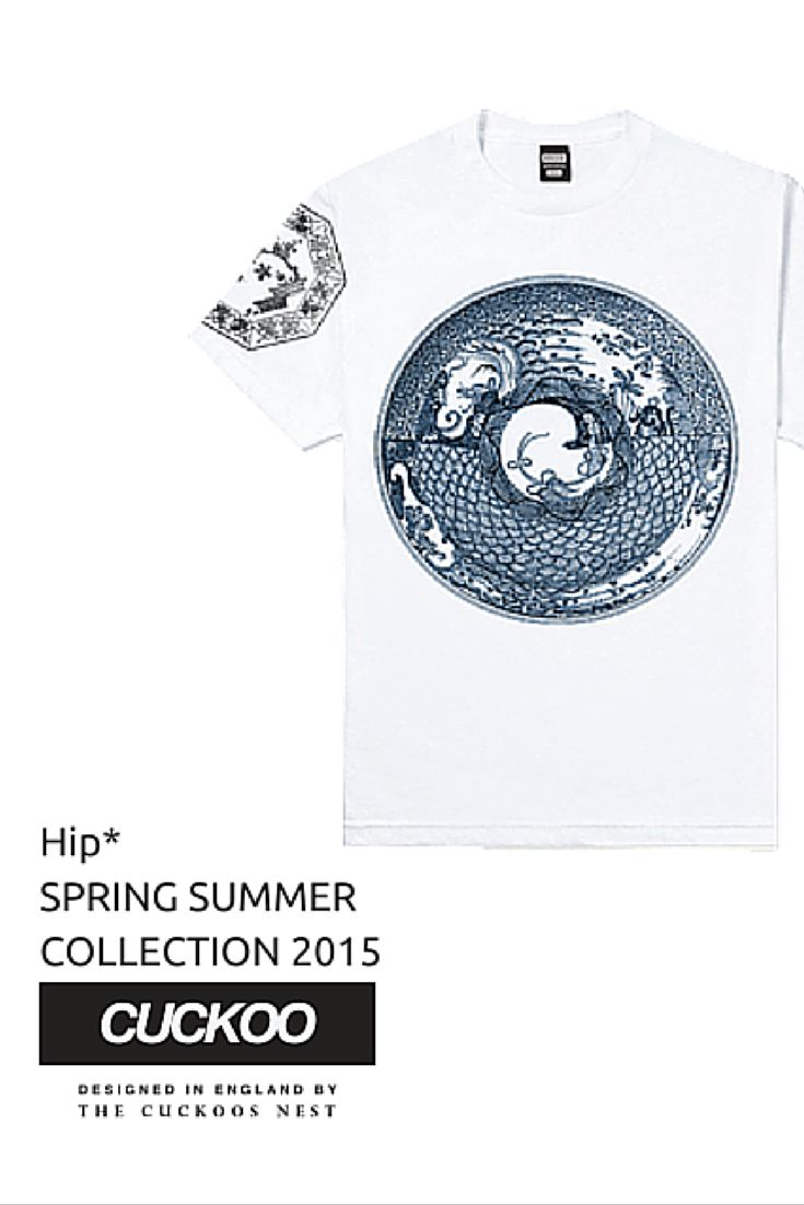 Men's T-Shirts - Ceramic White  #Hip #Hipyourtshirts #Hipyourstyle #Tshirts #Sweatshirts #Thecuckoosnest #Cuckoo #Cuckoos #SS_15 #New #Collection #Spring #Summer #Mens #Fashion #Style #Art