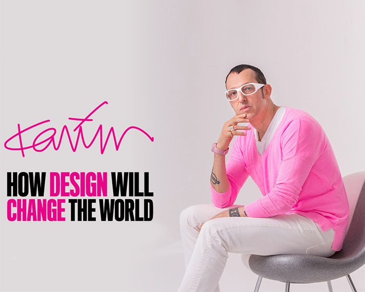 Karim Rashid, designer-ul american de origine egipteana a venit pentru a doua oa…