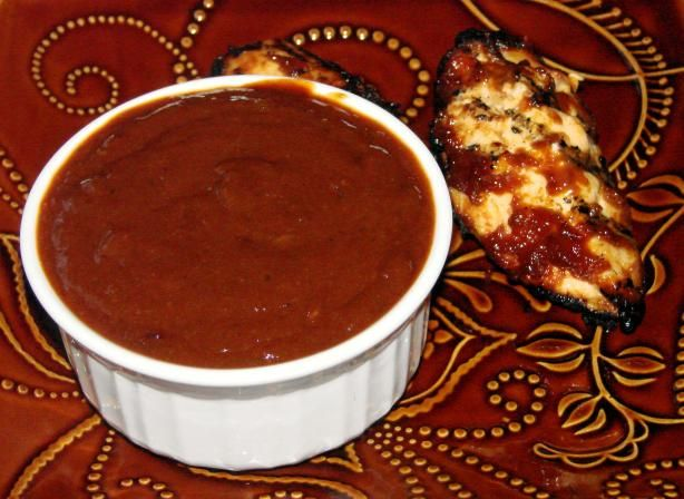 Black Coffee Barbecue Sauce: for Ribs, Chicken WIngs, Grilled ...