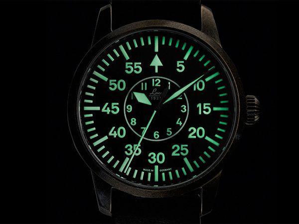 Flieger Used Look Miyota 42mm Type B - Zweibrücken Laco Watch