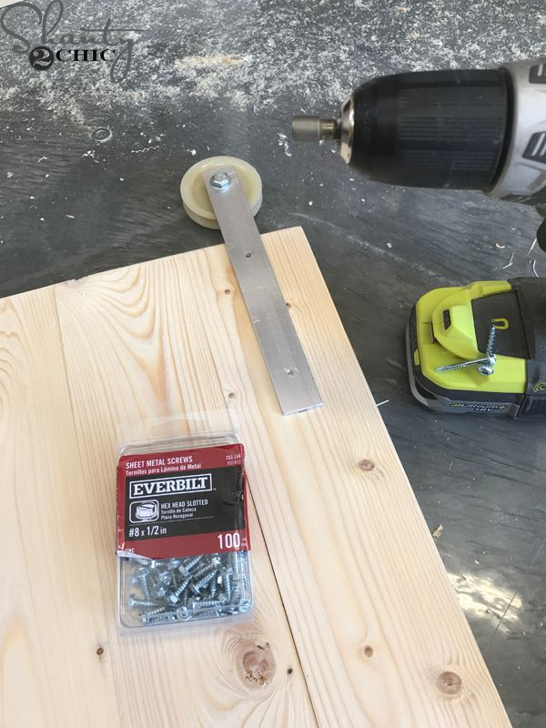 Build Your Own Diy Barn Door Hardware For 20 Watch The Free How To