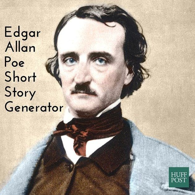 Write Your Own Eerie Tale With The Edgar Allan Poe Short Story Generator