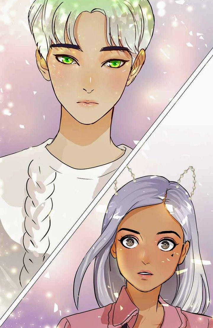 Zelan-Zylith | Freaking Romance #webtoon | WEBTOONS