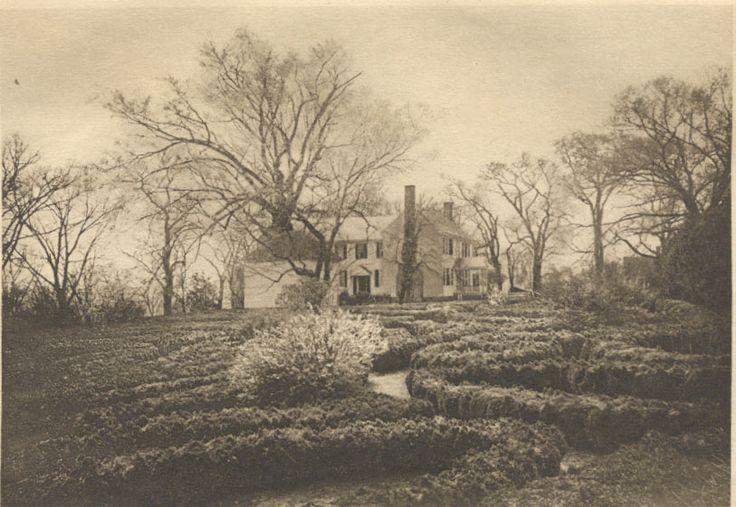 Tuckahoe Plantation, boyhood home of Thomas Jefferson - Goochland Co., VA