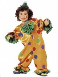déguisement de clown, dinosaure ou chat sauvage enfant