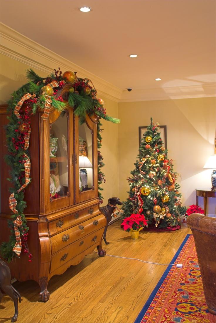 Amazing Five Star Holiday Decor Part - 14: Hardy Lobby Nemacolin Holiday Decorations