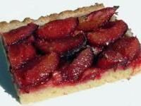 another Pflaumenkuchen recipe---plums can be replaced with peaches or other fruit