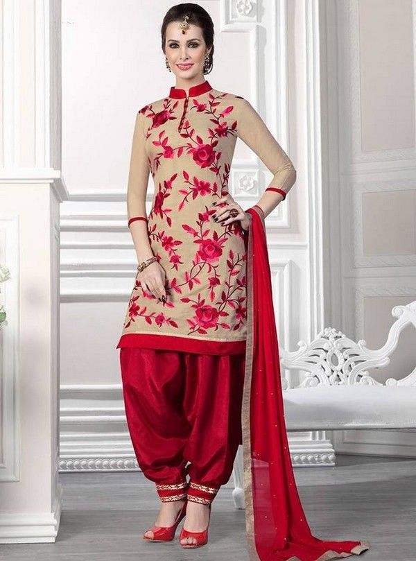 Latest Salwar Kameez Designs For Girls