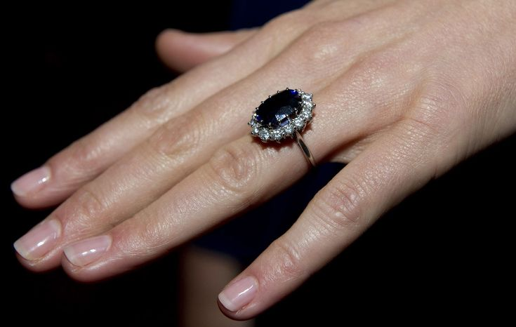 Royal Engagement Ring #tbt: 4 Engagement Rings Worn by Princesses