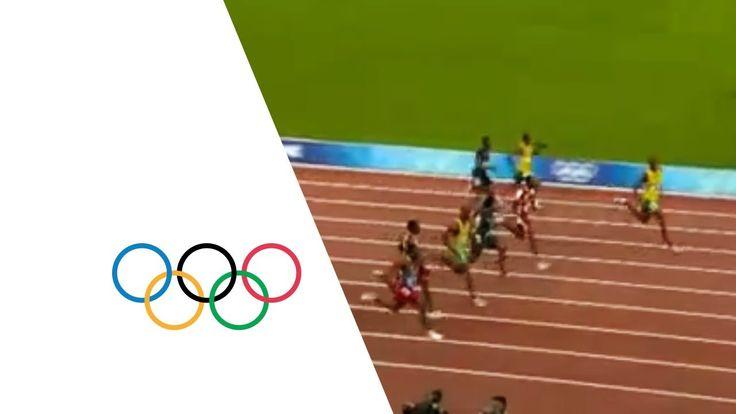 Schnellster Mann der Welt Usan Bolt, Jamaika