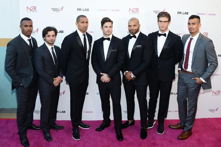 Bid on LA's most eligible bachelors while supporting the fight against breast cancer! Join Susan G. Komen Los Angeles County for an unforgettable evening: Sweet, Smart, and Sexy Bachelors... + Celebrity Hosts from Your Favorite Reality TV Shows + Complimentary Beauty Treatments + World Renowned DJ + Cocktails = THE PERFECT LADIES' NIGHT OUT! Thu, June 8, 7-10p at the El Rey Theatre