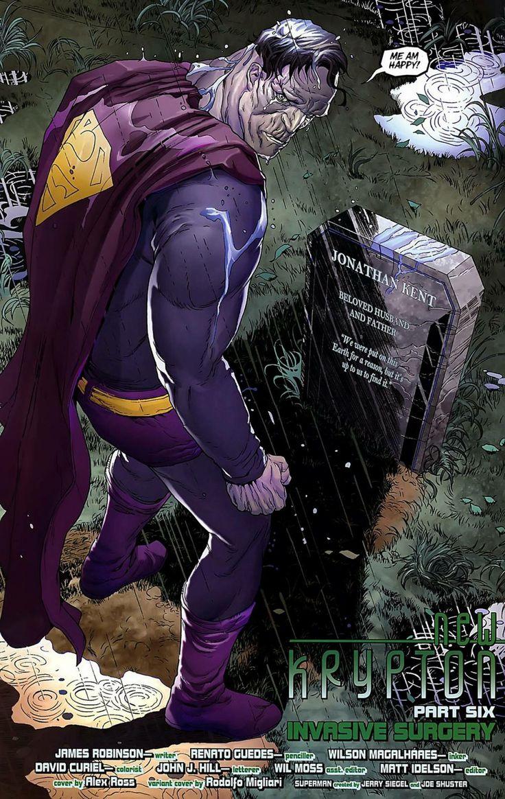 Bizzaro Superman : El-Kal/Kent Clark AKA : Bizarro #1, Superman, Bizarro Clark, Bizarro-Superman, The Phantom-- POWERS :Reverse versions of Kryptonian Powers:- Superhuman strength, hearing, and endurance-Super-sonic-speed-Flight Healing factor-Invulnerability Freeze, spot-light, x-ray, telescopic, and microscopic vision-Heat, and vacuum breath-DC Comics