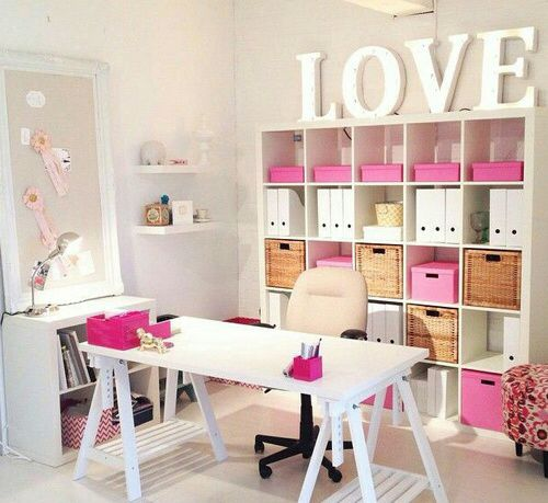 Cool 17 Best Ideas About Feminine Office On Pinterest Feminine Office Largest Home Design Picture Inspirations Pitcheantrous