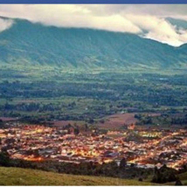 Valle de Sibundoy!!