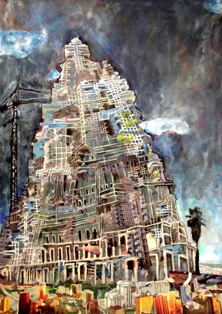 Tower of Babel by LAKost
