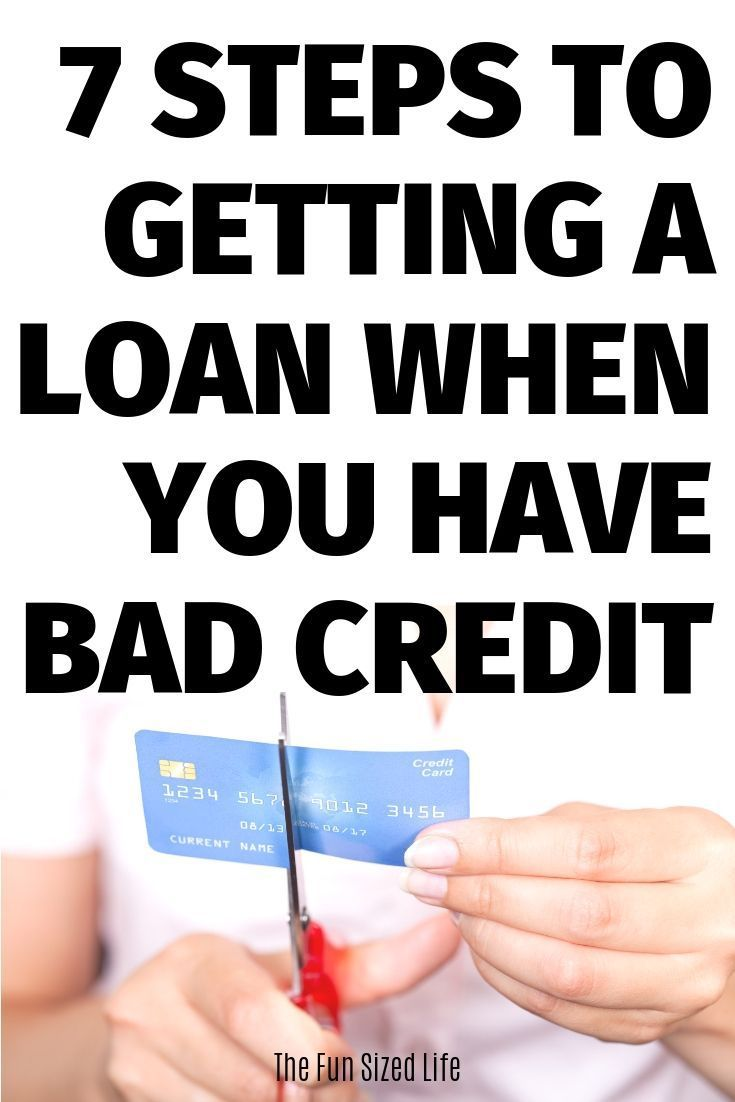 How To Take Out A Personal Loan Even If You Have Bad Credit Credit Repair Loans For Bad Credit Credit Repair Companies