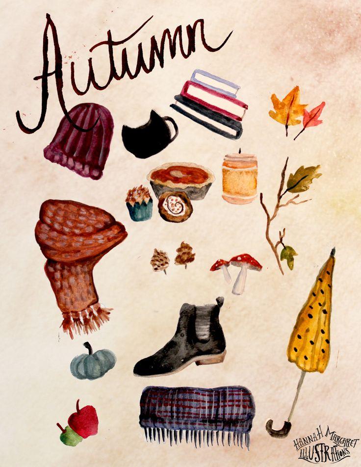 by Hannah Graff of Hannah Margaret Illustrations
