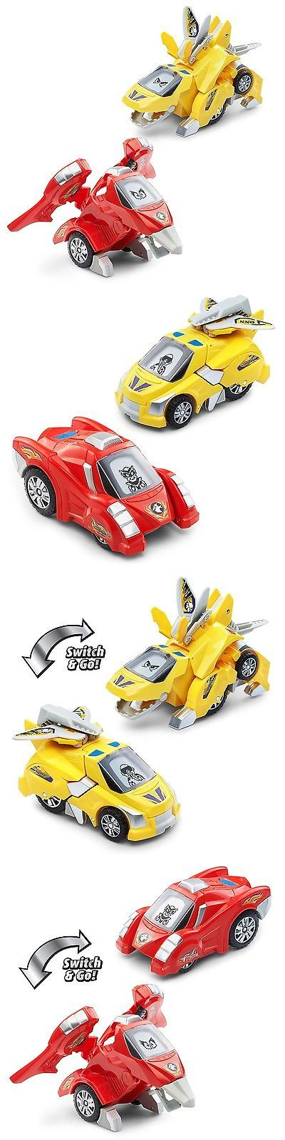 Mixed Lots 49018: Vtech Switch And Go Dinos - Animated Dinos 2-Pack With T-Don And Tonn -> BUY IT NOW ONLY: $300 on eBay!