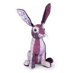 patchwork-hare-doorstop