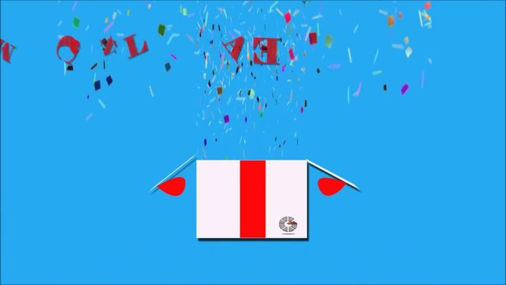 Tarjeta Animada para cumpleaños 2016