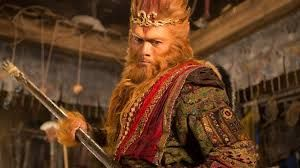 Aaron Kwok played a more manly Wukong. loved him as The Monkey King