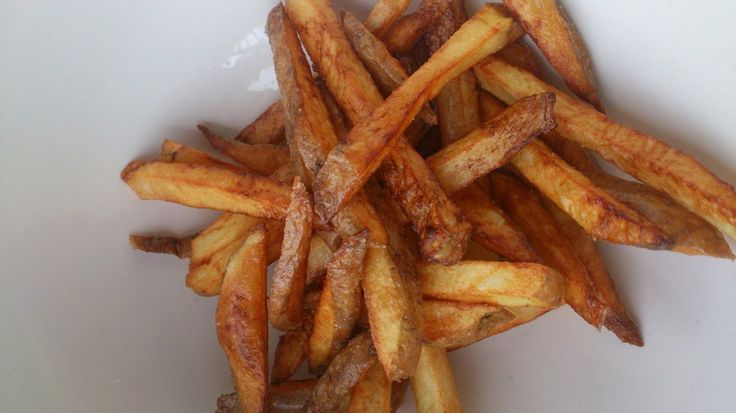 How To Make Your Own Fresh French Fries Voedsel