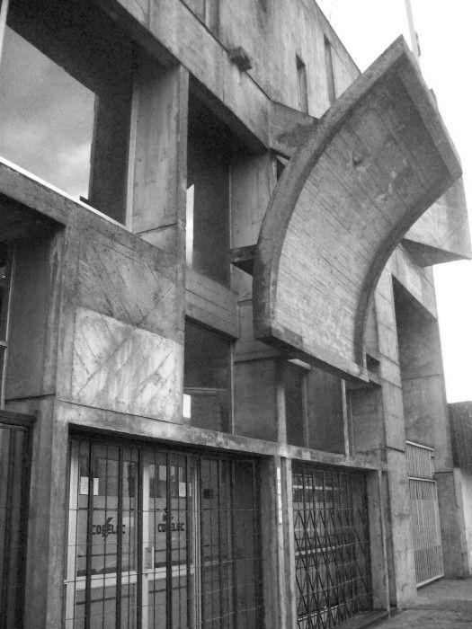 Clásicos de Arquitectura: Edificio Copelec / Juan Borchers, Jesús Bermejo & Isidro Suárez (1)
