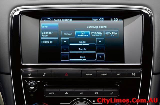 Jaguar XJ Limousine Hire Melbourne