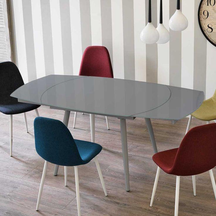 Die besten 25 glastisch ausziehbar ideen auf pinterest for Designer glastisch