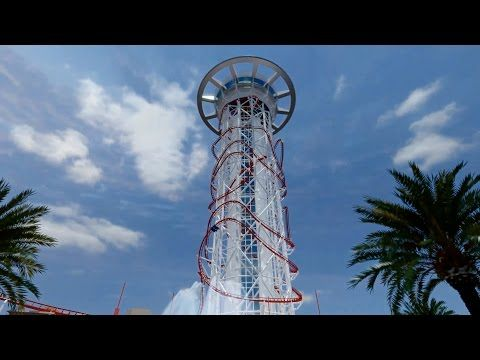 Interview with Michael Kitchen about Worlds Tallest Roller Coaster in Orlando - http://rollercoasterhq.net/interview-with-michael-kitchen-about-worlds-tallest-roller-coaster-in-orlando/