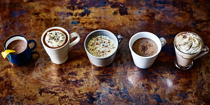 Ever tried alcohol-spiked hot chocolate? Once you've sampled our sumptuous recipes, you'll never look back. A splash of double cream here, a dollop of Nutella there, and a warming dash of liqueur to finish things off. The result? Pure indulgence in a glass.