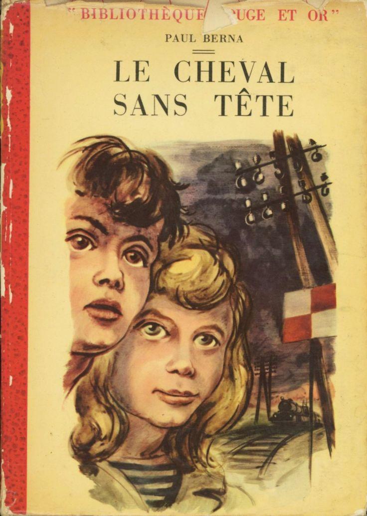 Pierre Dehay - Bibliothèque Rouge et Or Paul Berna 1955