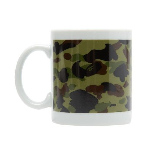 A Bathing Ape 1st Camo Mug (Green)