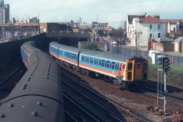 https://flic.kr/p/UhoGBQ | 3431, Fratton, March 13th 1999 | 1044 Southampton Central-Portsmouth Harbour.